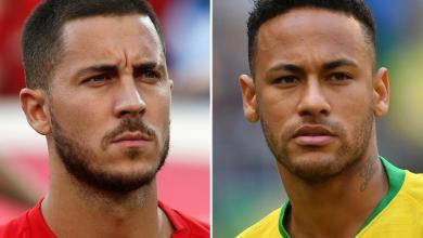 البرازيل وبلجيكا