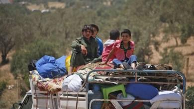 أزمة إنسانية بجنوب غرب سورياأزمة إنسانية بجنوب غرب سوريا