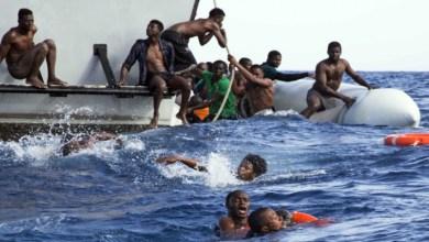 قوارب الهجرة