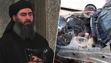 الهجوم الإرهابي على بوابة كعام - أبوبكر البغدادي