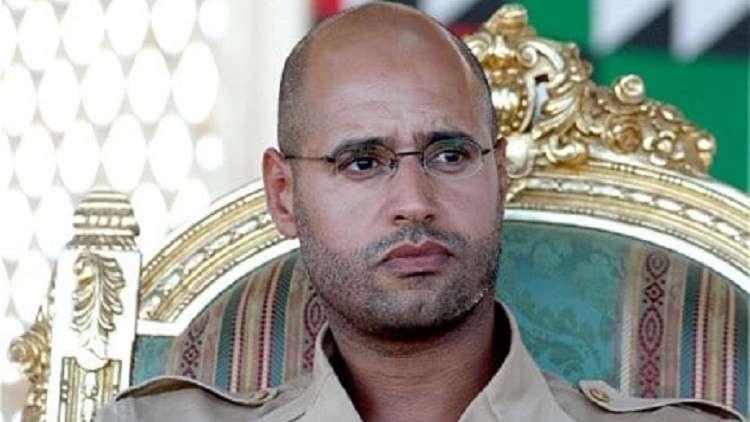 سيف الإسلام القذافي