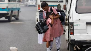 طالبات باكستانيات