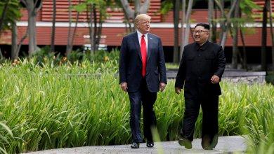 دونالد ترامب وكيم جونج أون - ارشيفية