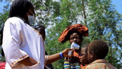 فحص فايروس الإيبولا - الكونغو