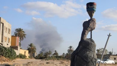 اشتباكات طرابلس - ارشيفية