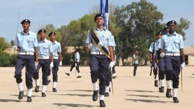 تخريج دفعة جديدة للشرطة بمعهد تدريب الشرطة في تاجوراء