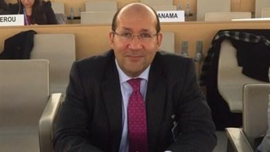 هشام بدر سفير المصري - إيطاليا