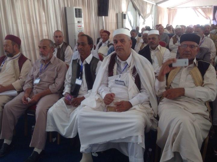 ملتقى القبائل الليبية في اجخرة