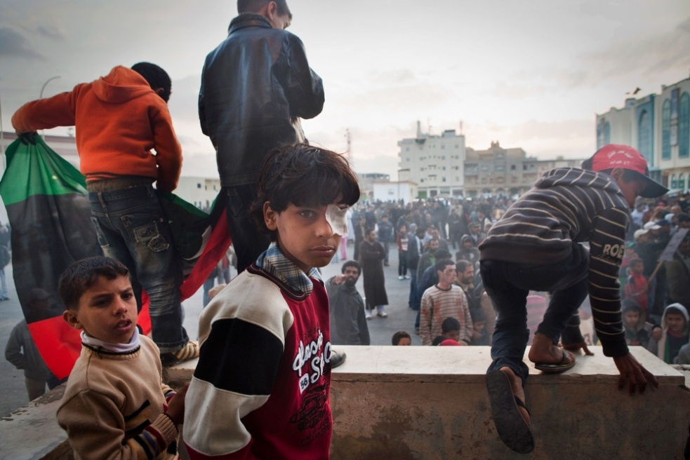 قصص مُرعبة لم تقرأها من قبل.. عن ليبيا والحرب- صورة إرشيفية