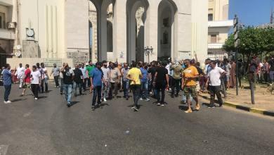 مظاهرات غاضبة في طرابلس تطالب بإسقاط الأجسام السياسية