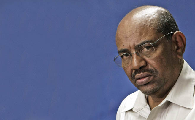 الرئيس السوداني المخلوع عمر البشير