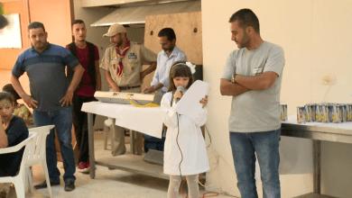 مهرجان السلام للأطفال النازحين من خلة الفرجان إلى تاجوراء