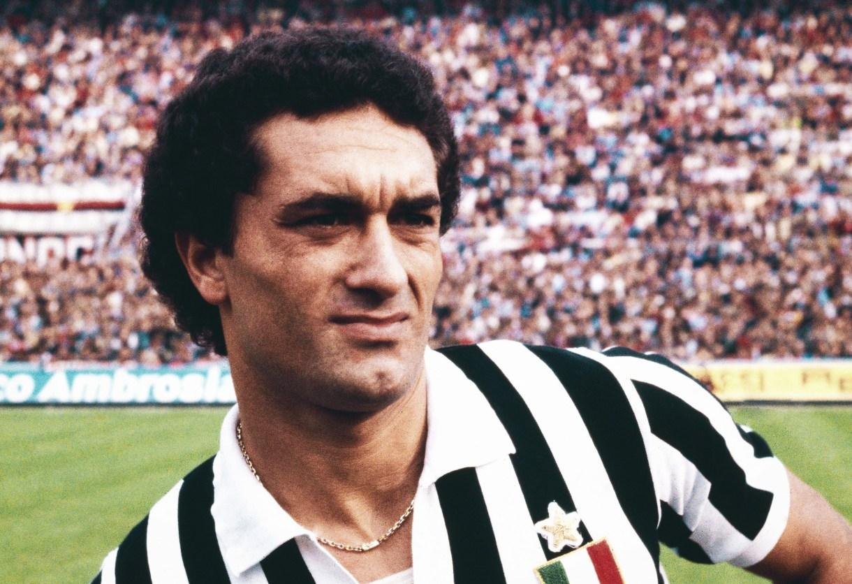 كلاوديو جينتيلي لاعب فريق يوفنتس مواليد 1953 طرابلس