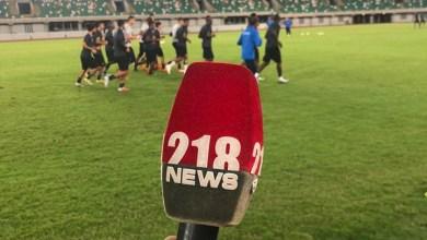 218 تتابع أوضاع المنتخب الوطني في نيجيريا