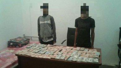 عصابة من شخصين تسطو على منزل في بنغازي