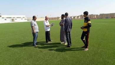 لجنة معاينة الملاعب بالاتحاد الليبي لكرة القدم