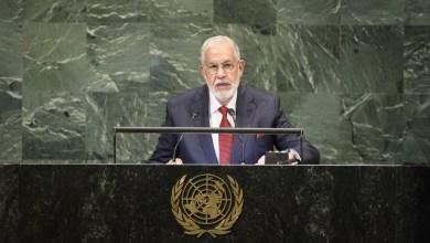 محمد سيالة الجمعية العامة للأمم المتحدة