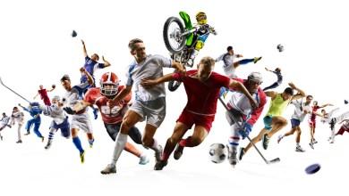 الرياضة - تعبيرية