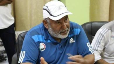 النائب الثاني لرئيس الاتحاد الليبي لكرة القدم حسين حبيب