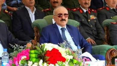 وزير الداخلية السوري الجديد محمد الرحمون