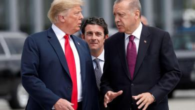 أردوغان - ترامب