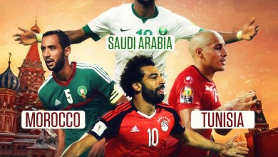 إضاءات على أبرز الإنجازات الرياضية العربية في 2018