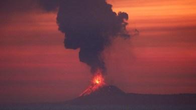 بركان كراكاتوا