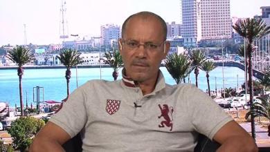 المدرب الوطني جمال بونوارة