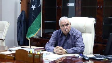 وزير شؤون النازحين والمهجرين المفوض بحكومة الوفاق يوسف جلاله
