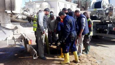 أزمة مياه الصرف في سوكنة
