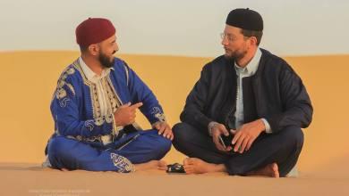 ليبيا زين على زين- تصوير: سند الاحلافي