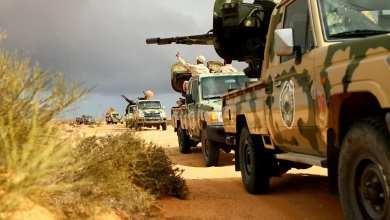دوريات أمنية لحماية الهلال النفطي