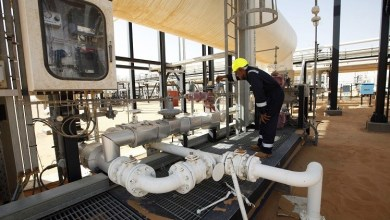 حقل الشرارة لإنتاج النفط - الجنوب الليبي