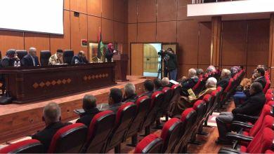 احتفالية قسم التاريخ آداب جامعة الزاوية بمناسبة عيد الاستقلال