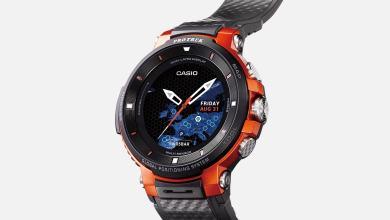 الساعة الذكية WSD-F30