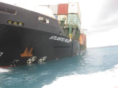 السفينة أتلنتك بيش 3