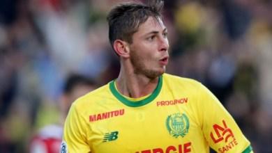 اللاعب الأرجنتيني إيميليانو سالا