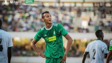 اللاعب الليبي أنيس سلتو