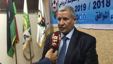 رئيس لجنة المسابقات باتحاد كرة القدم الهادي سويطي