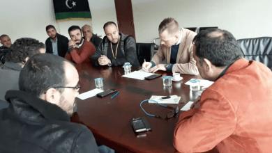 لجنة ملف مصالحة مصراتة تاورغاء