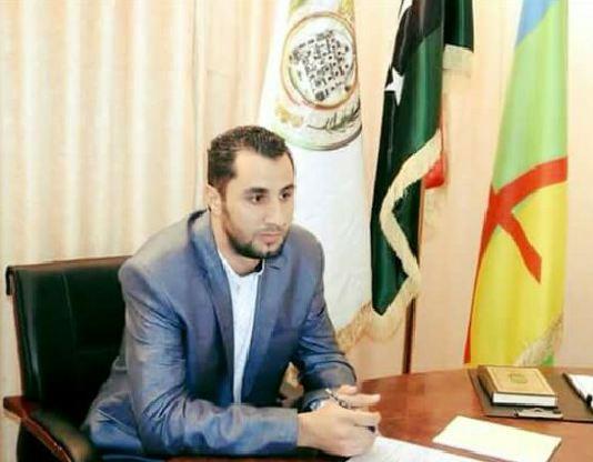 عميد بلدية كاباو محمد أوشن،
