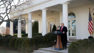 الرئيس الأميركي دونالد ترامب - صورة أرشيفية