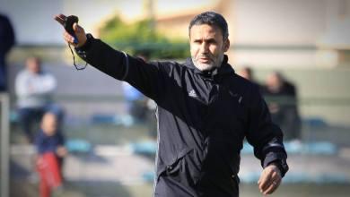 المدرب التونسي طارق ثابت