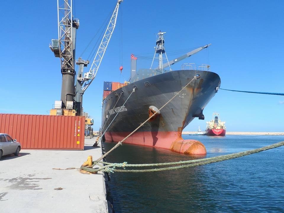 ميناء بنغازي البحري - ارشيفية