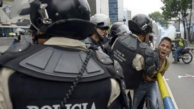 اعتقالات فنزويلا