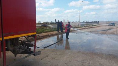 افتتاح طريق جليانه - بنغازي