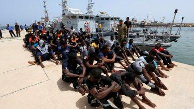 الهجرة غير قانونية