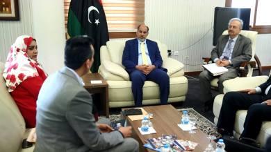 تسهيل إجراءات رجال الأعمال في ليبيا ودعم القطاع الخاص على طاولة كاجمان