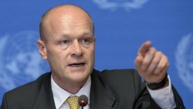 """مكتب تنسيق الشؤون الإنسانية بالأمم المتحدة """"يانس لاركيه"""""""