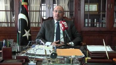 القائم بأعمال السفارة الليبية في تونس محمد المعلول